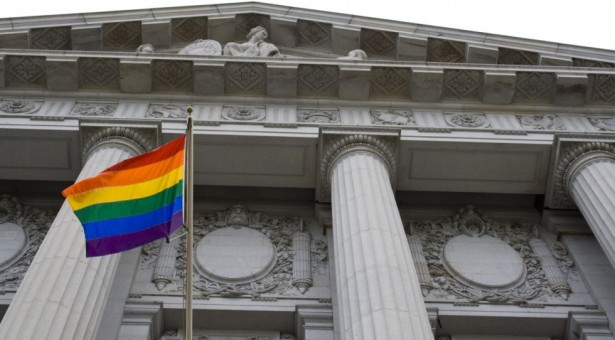 Rhode Island Votes On Gay Marriage